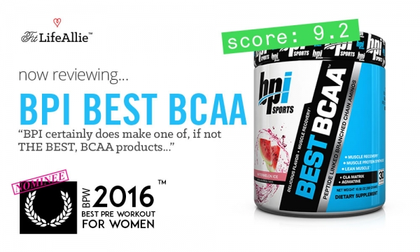 Full Review: BPI Sports Best BCAA. Flavors on Flavors...