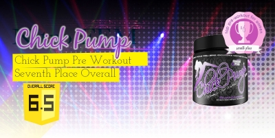 Chick Pump Pre Workout for Women Reviews