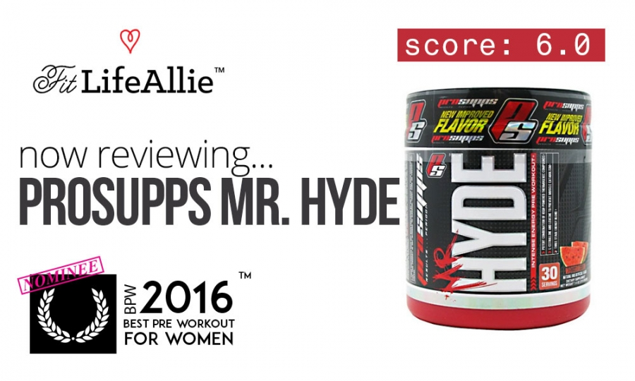 Mr Hyde Pre Workout Review Too Good To Be Safe