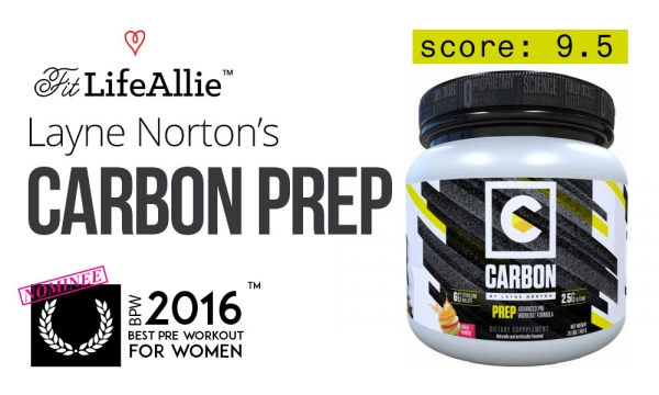 Carbon Prep by Lane Norton Review: Love at First Workout