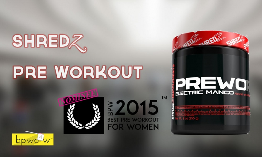 Shredz Pre Workout Review - Do You Need to Try it?