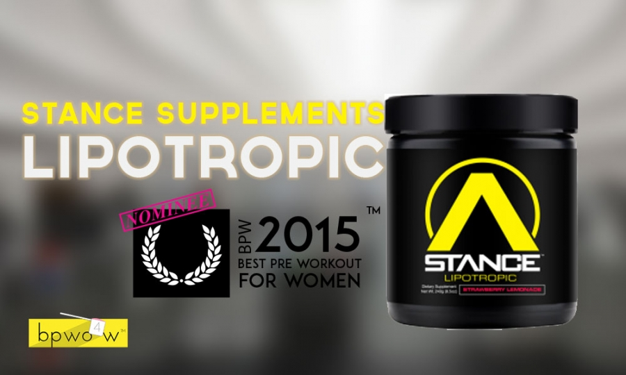 Stance Lipotropic Review - This Pre Workout is on Point!