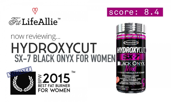 Progress not Perfection: My Hydroxycut SX 7 for Women Review