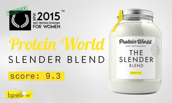 My Protein World Slender Blend Review: Yay or Nay?