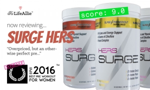 Surge Hers Review: If Only It Weren't So Dang Expensive...