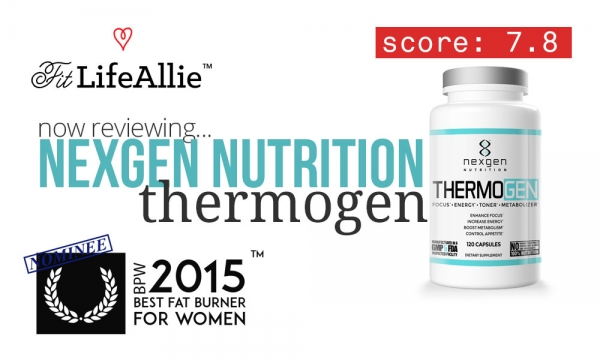 Nexgen Nutrition Thermogen Review: Didn't Really Work For Me