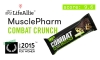 MusclePharm Combat Crunch Review: Candy Bar or Protein Bar?