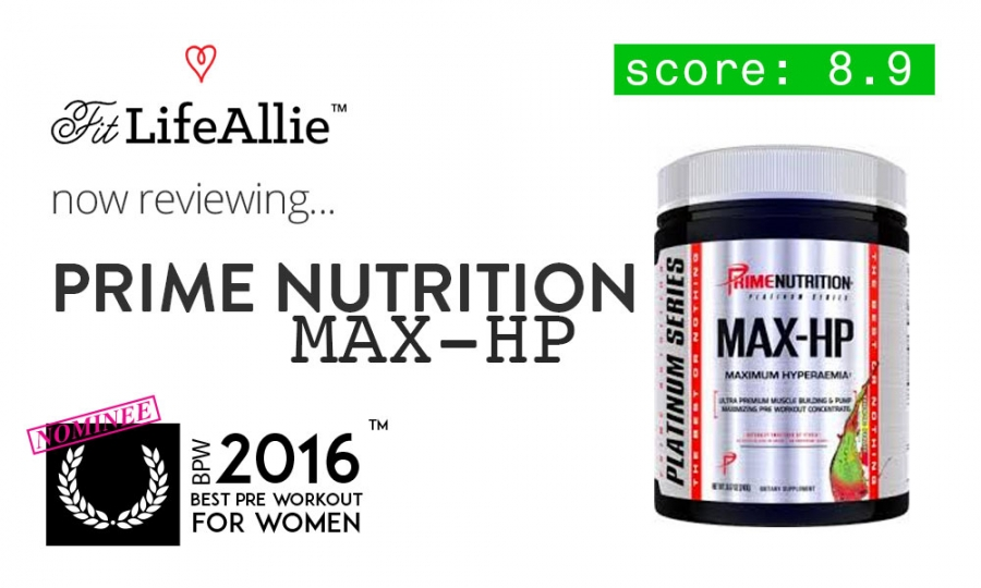 Prime Nutrition Max HP Review: Just Short of Brilliance