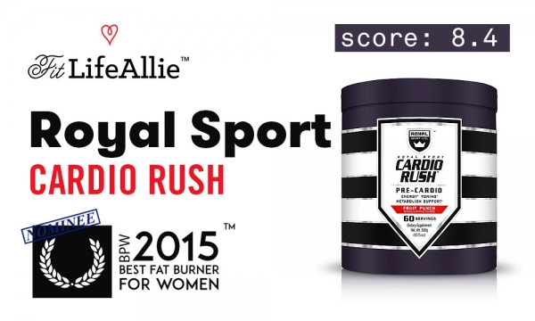 Royal Sport Cardio Rush Review: Pre Workout fit for a Queen?