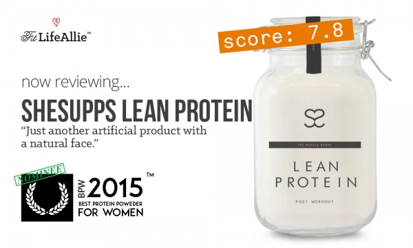 She Supps Lean Protein Review: What's Beneath The Surface?
