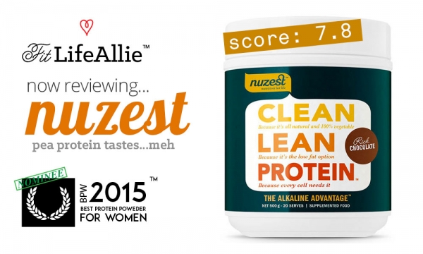 My Nuzest Clean Protein Review- Delicious or Disgusting?