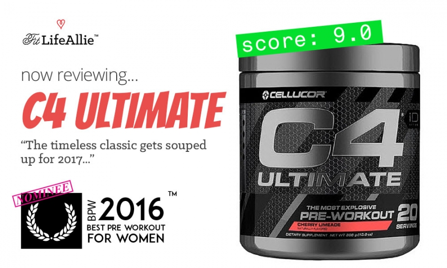Cellucor C4 Ultimate Review: Is It As Good As Advertised?
