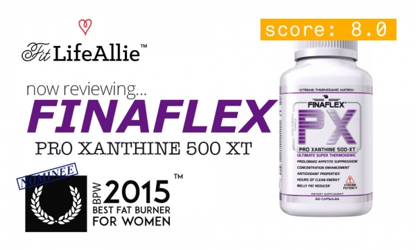 Finaflex PX White Thermogenic Review: Too Strong For Me?