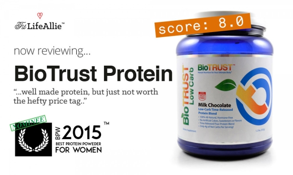 BioTrust Protein Review: Well Made, But Not Worth It.