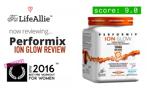 My Unreal Performix Ion GLOW Women's Pre Workout Review