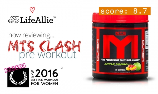 MTS Clash Pre Workout Review: Tasty, Affordable & Effective