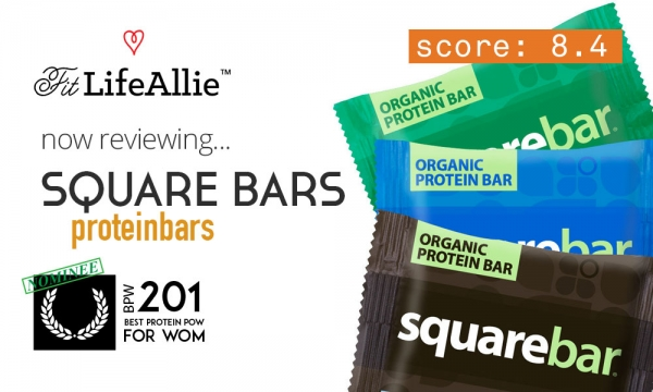 Review Time! Are Square Bars As Good As Quest Bars?