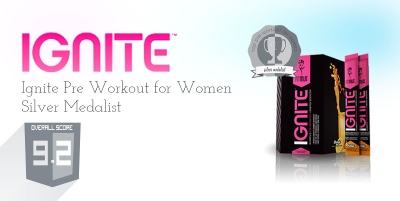 Fitmiss Ignite Pre Workout for Women Review