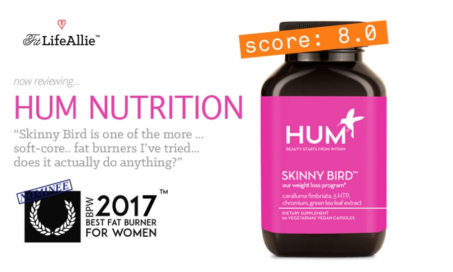 My Experience Trying Hum Skinny Bird Pills for 3 Weeks