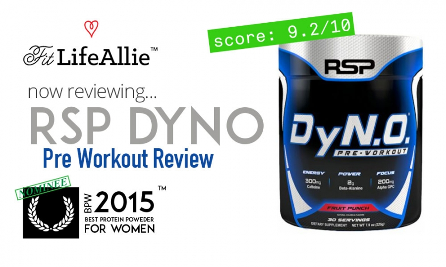 My RSP Dyno Review: A Wonderfully Balanced Pre Workout