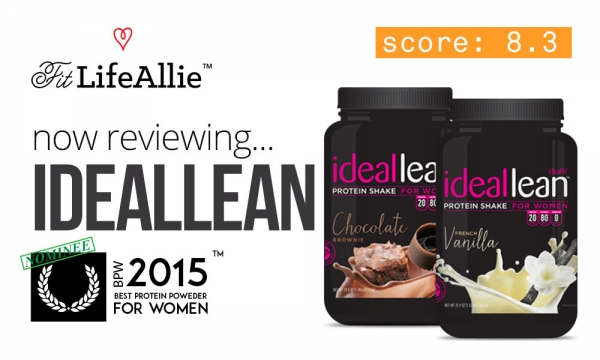 Idealfit ideallean protein shake review is it good or bad