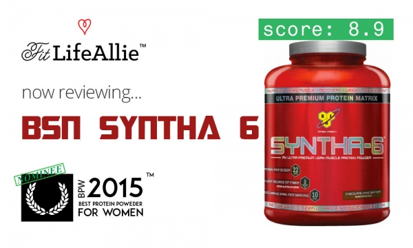 BSN Syntha-6 Reviews: Too Caloric for Me. But Tasty.