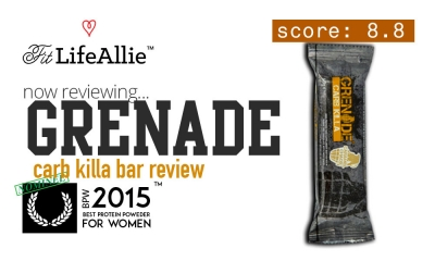 Can Grenade Carb Killa Bars Compete with the Big Dogs?