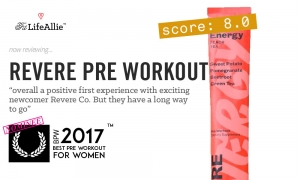 Revere Pre Workout Review: Testing This Natural Pre Workout.