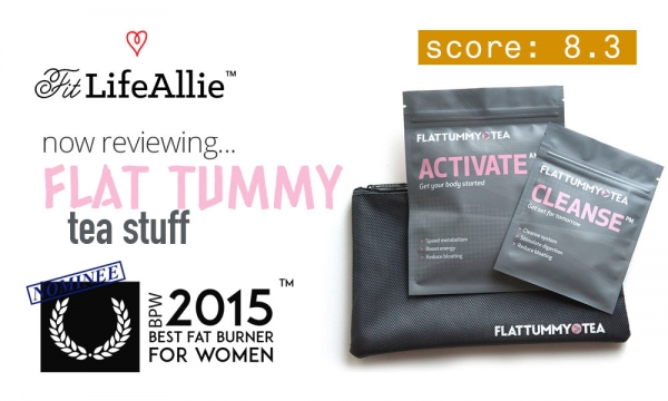 Flat Tummy Tea Review: Just Another Over-Hyped Tea Program..