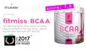 Fitmiss BCAA Review: They're Like Buying Store-Brand Cereal.
