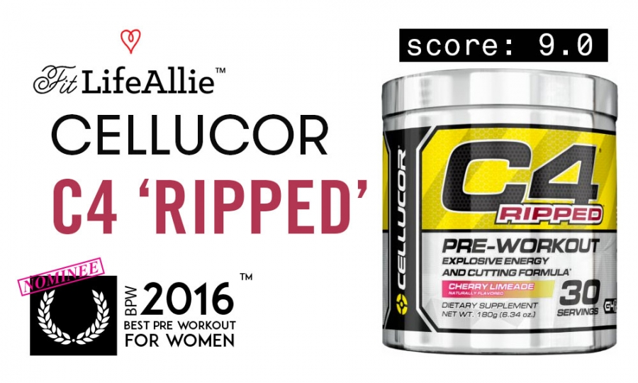 Cellucor C4 Ripped Review: It's Better than the Original