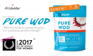 REVIEW: Pure WOD Looks Like a Bag of Diapers. Does it Work?