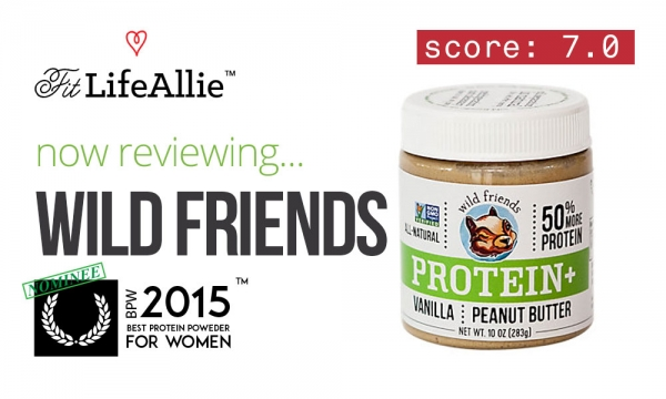 Wild Friends Protein Peanut Butter Review: It's Disgusting