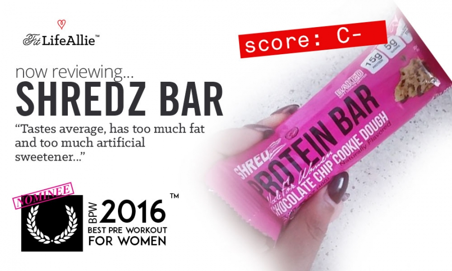 Shredz Protein Bar Review: A Total Disappointment?
