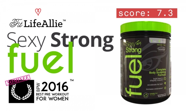 Sexy Strong Fuel Review: Great Product But WAY Overpriced