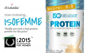 FemmeFit IsoFemme Review: Not Bad for a Budget Shake