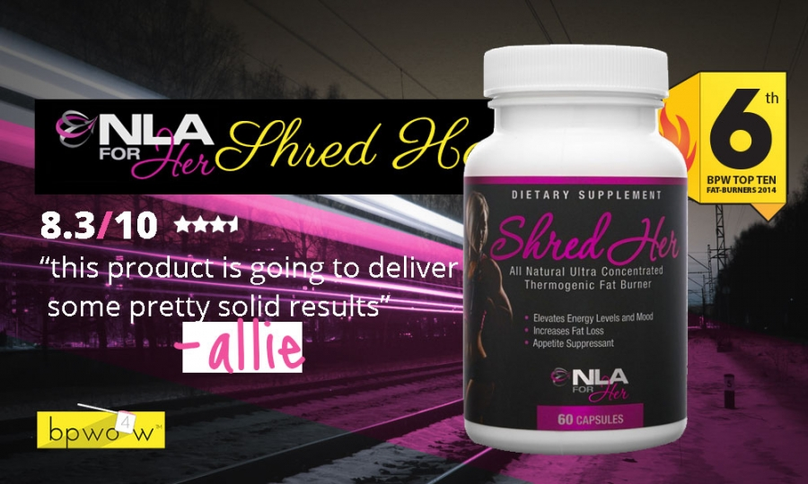 Image result for NLA For Her Shred Her