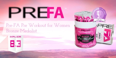 Pre FA Pre Workout for Women Review