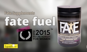 Allie's Fate Fuel Pre Workout Review - 'Dis Pre Workout Strong 'Do!