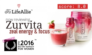 Zurvita ZEAL Energy & Focus Review: Not QUITE Worth Buying