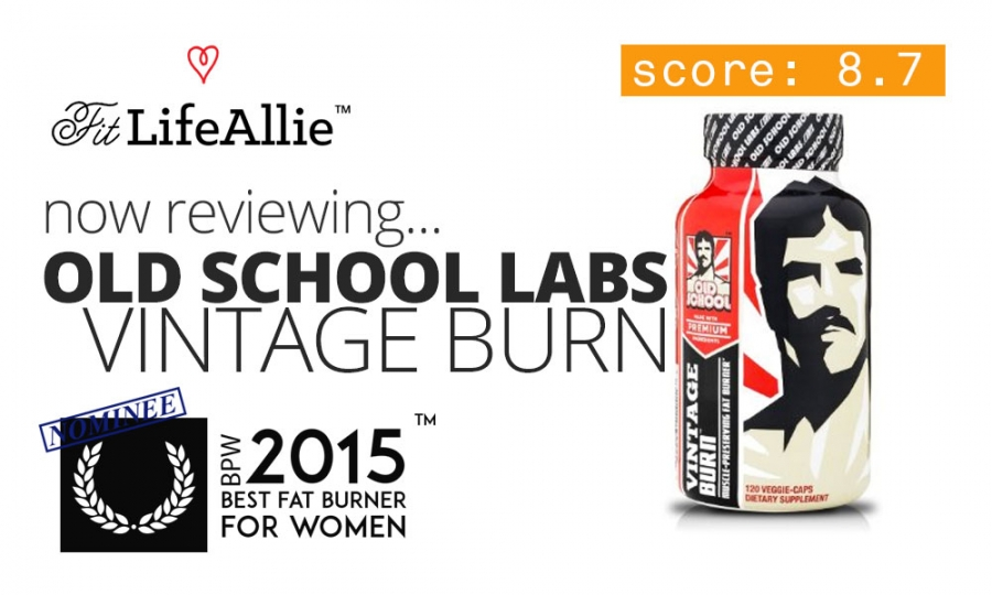 Old School Labs Vintage Burn Review: Good, not Great.