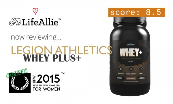 Legion Whey Plus Review. Everything Good BUT Taste