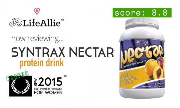 REVIEW: Syntrax Nectar is a Basic, Entry-Level Protein.