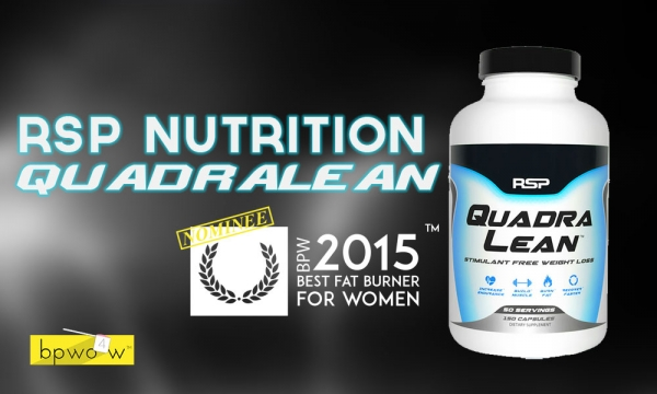 RSP Nutrition Quadralean Review: Effective and Affordable Fat Burning