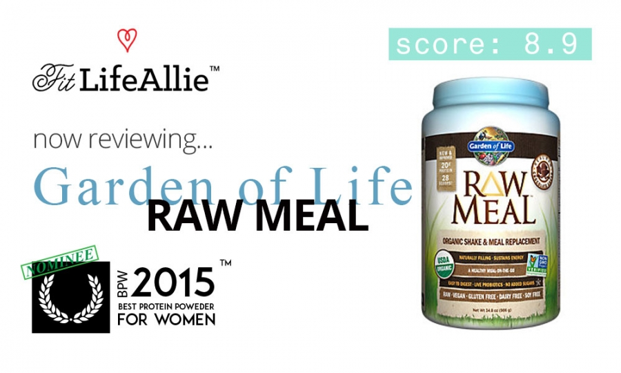 Garden Of Life Raw Meal Review Just Short Of Brilliant