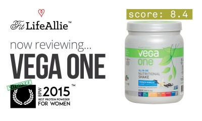 Vega One Protein Review: Super Healthy, But Strange-Tasting
