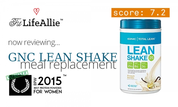 GNC Total Lean LeanShake Review: I Hate These Shakes
