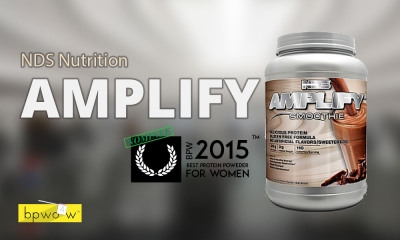 NDS Amplify Smoothie Review - You Won't Be Disappointed with This Protein