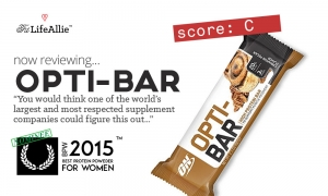 Optimum Nutrition Opti-Bar Review: A Golden Disappointment?