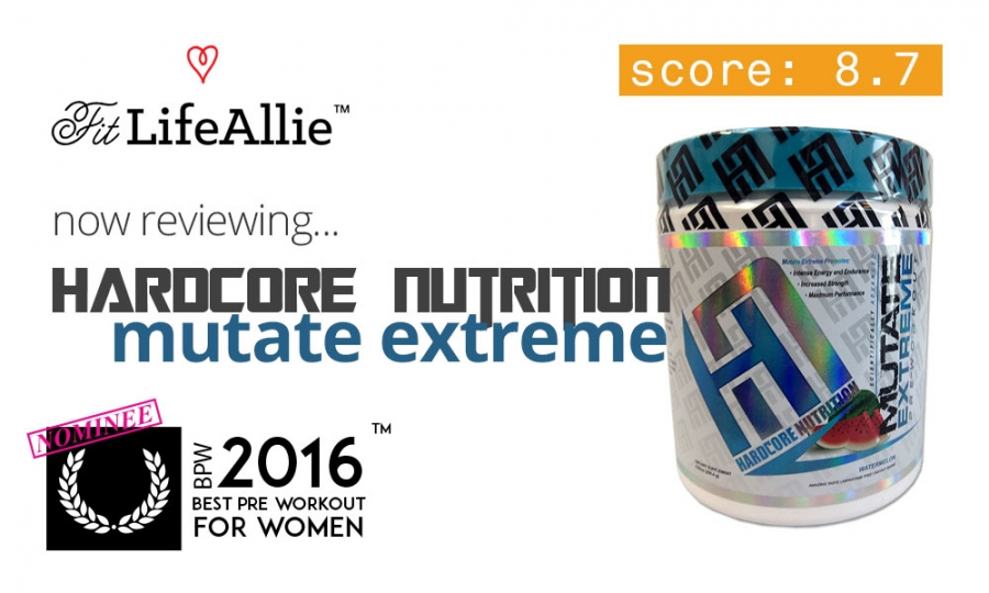 Hardcore Nutrition Mutate Extreme Reviews: Powerful but Pricey